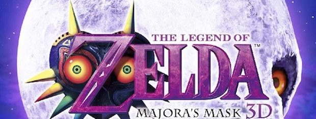 The Legend of Zelda Majora's Mask 3D uscirà a febbraio?