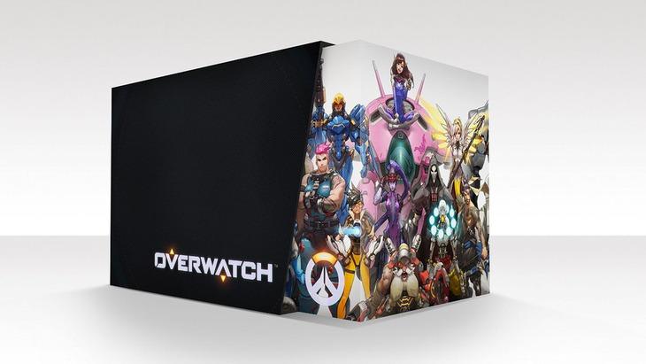Overwatch: annunciata la Collector's Edition