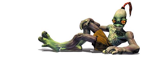 Oddboxx, la raccolta dei titoli di Oddworld in arrivo su Steam entro l'anno