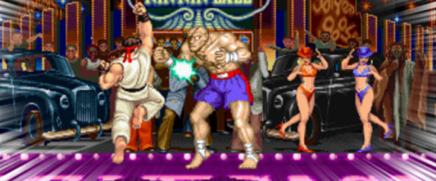 Street Fighter II Collection - recensione - iPhone