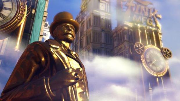 Bioshock Infinite: un'immagine teaser per ricordarci l'arrivo del nuovo trailer