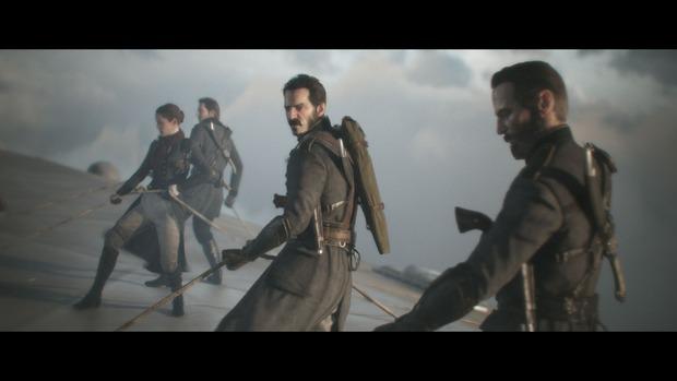 The Order 1886: video gameplay e nuovi screenshot