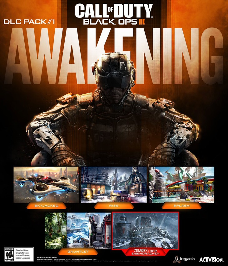 [Aggiornata] Call of Duty Black Ops 3: Awakening è il primo DLC