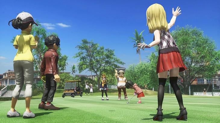 New Hot Shots Golf: immagini e trailer dalla PlayStation Experience
