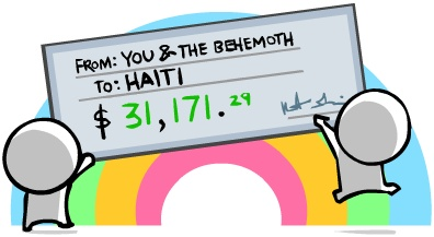 Il 200% dei ricavati dei DLC di Castle Crashers e Alien Ominid va ad Haiti