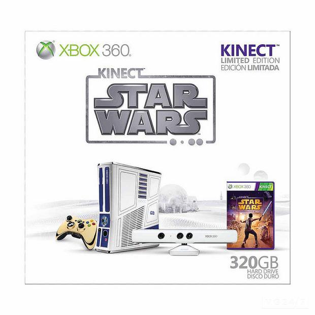 Kinect Star Wars: confermata la data di uscita