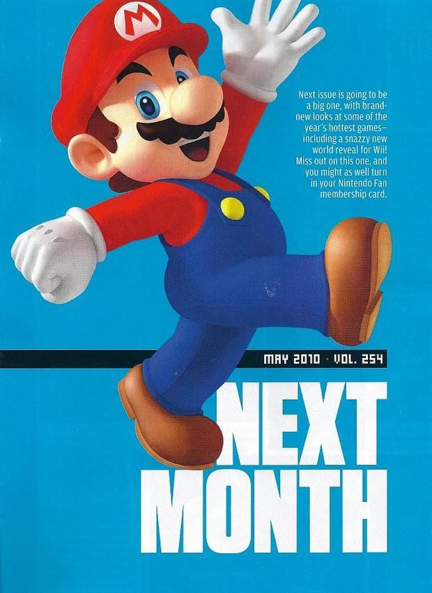 Nintendo Power preannuncia una nuova rivelazione per Nintendo Wii
