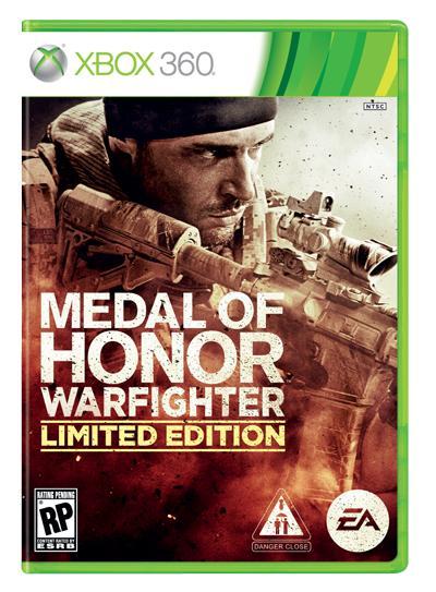 Medal of Honor Warfighter: dettagli sulla Limited Edition