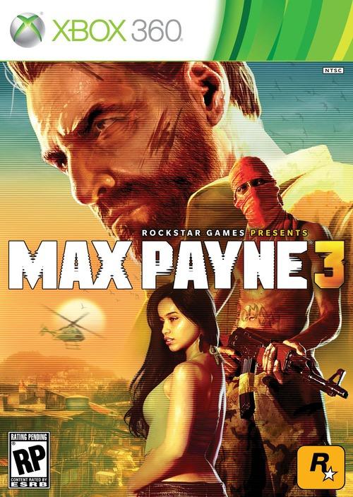 Max Payne 3 ha una nuova boxart