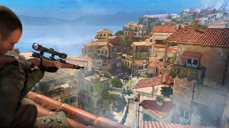 Sniper Elite 4 uscirà nel 2016 su PlayStation 4, Xbox One e PC
