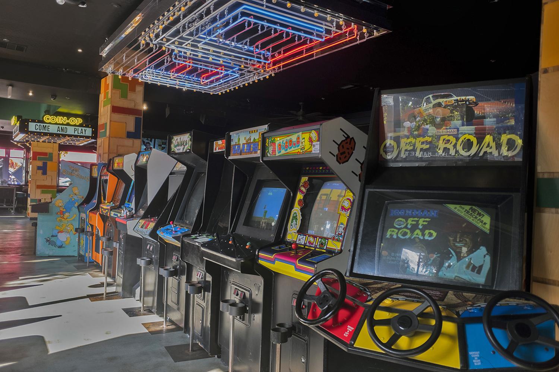 Sala Giochi Anni 80 : Rom ok ascesa e caduta delle sale giochi cabinati arcade e coin op