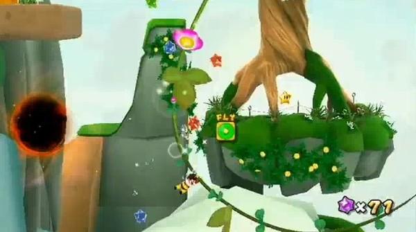Super Mario Galaxy 2, Mario Ape in una nuova clip video