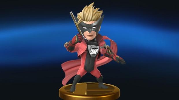 Super Smash Bros: un'immagine per il trofeo di Wonder Red