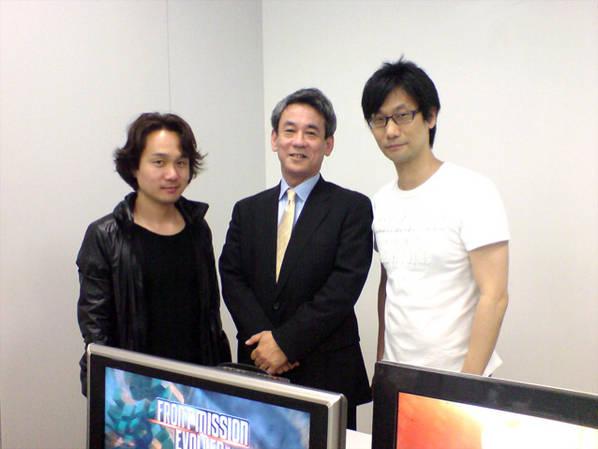 Kojima Productions e Square Enix stringono un nuovo accordo commerciale