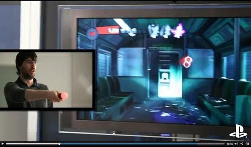 The Shoot, un video mostra il gioco per PlayStation Move