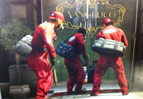 GTA 5: un nuovo screen compare nella scatola della GOTY di Red Dead Redemption