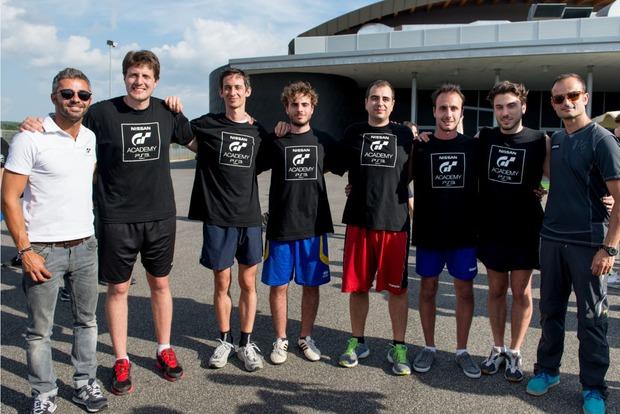 GT Academy 2014: ecco i nomi dei 6 vincitori italiani