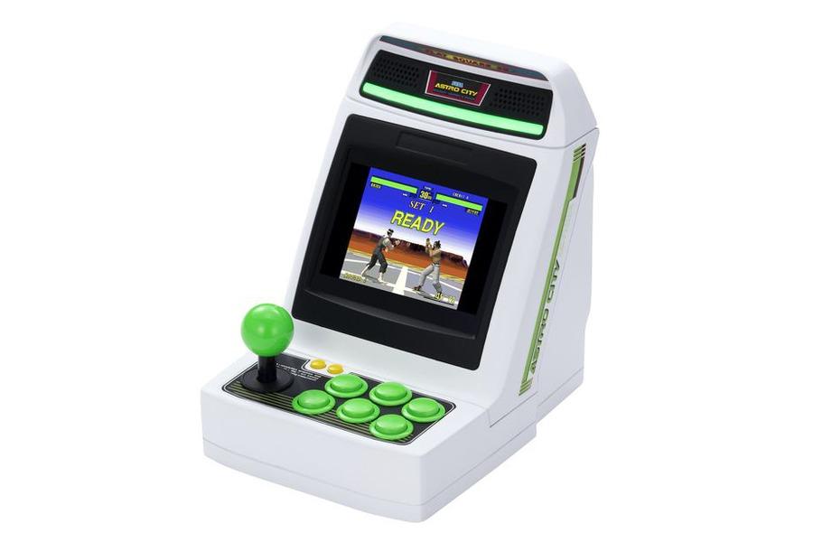 SEGA annuncia Astro City Mini, cabinato arcade da scrivania