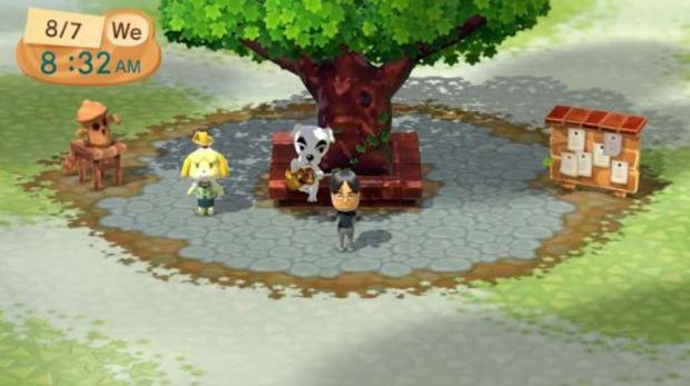 Nintendo lancia Animal Crossing Plaza su Wii U