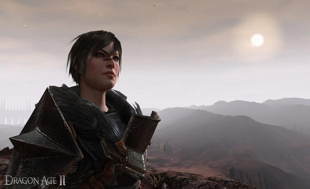 Dragon Age 2, Bioware presenta Lady Hawke