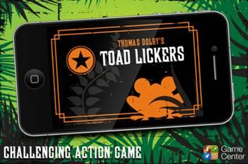 Xenesys annucia Toad Lickers per iPhone