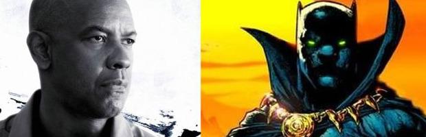 Marvel Studios: Denzel Washington è interessato a Pantera Nera - Notizia