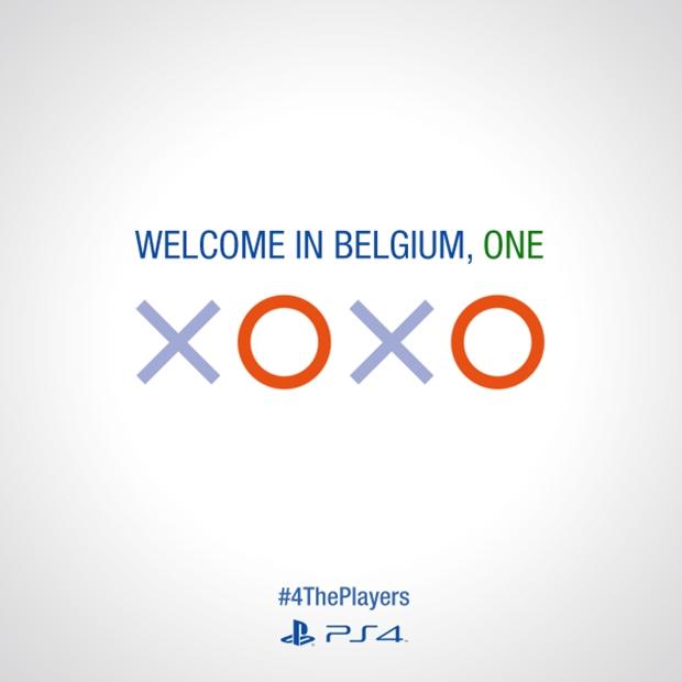 Xbox One: ecco il benvenuto in Belgio di Sony