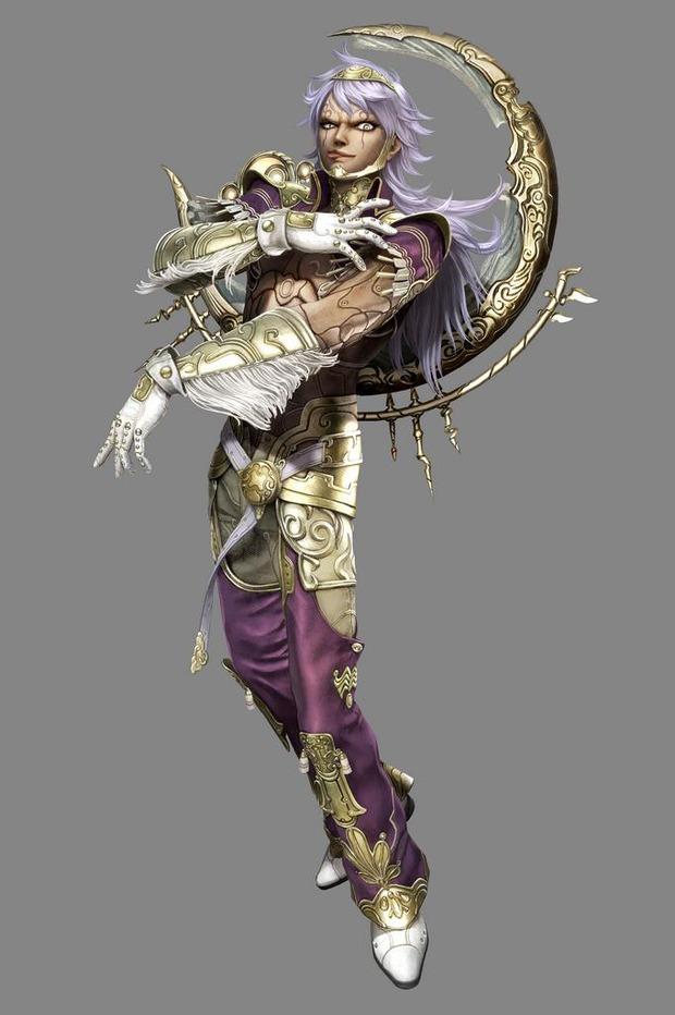 Asura's Wrath: informazioni su Serghei