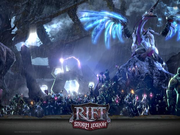 La beta di RIFT: Storm Legion ha preso il via