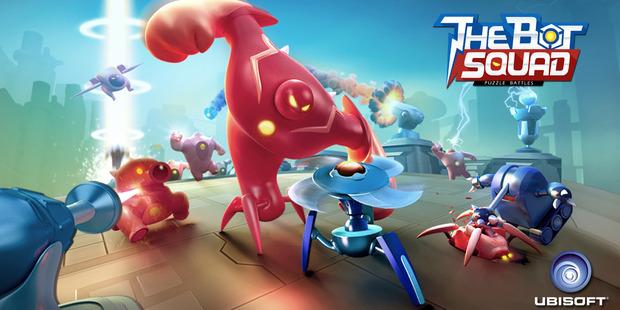 The Bot Squad Puzzle Battles annunciato per iOS e Android