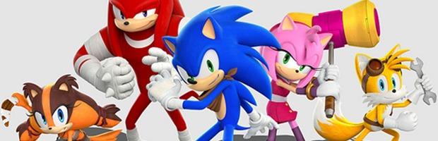 Sonic Boom: Nuovi video per Frammenti di Cristallo e Ryse of Lyric - Notizia