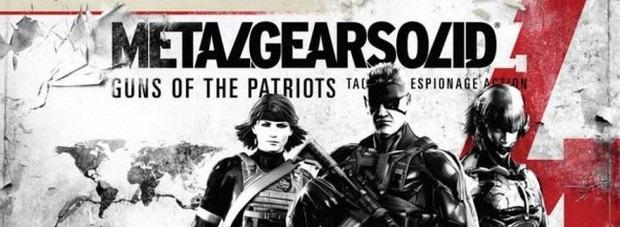 Metal Gear Solid 4 disponibile su PlayStation Store