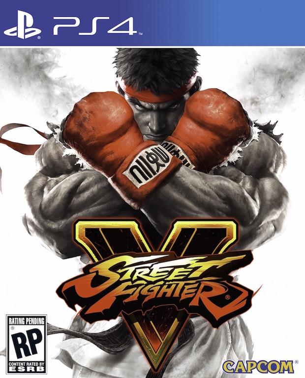 Street Fighter 5: pubblicati i primi screenshot