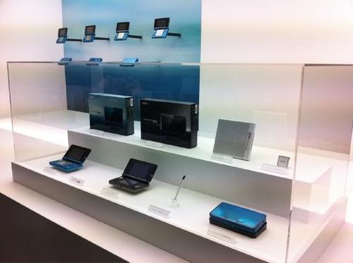 Nintendo 3DS: ecco le confezioni della console e del software