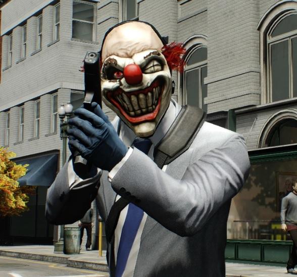 Payday 2: nuovo DLC gratuito per la versione PlayStation 3