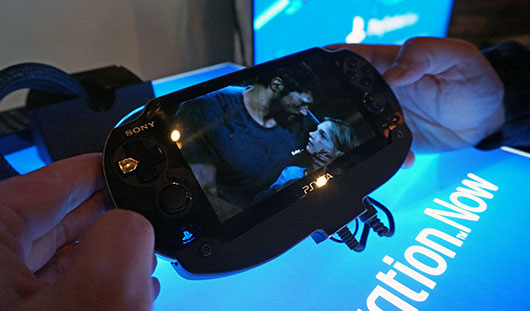 PlayStation Now: un video mostra The Last of Us su PlayStation Vita