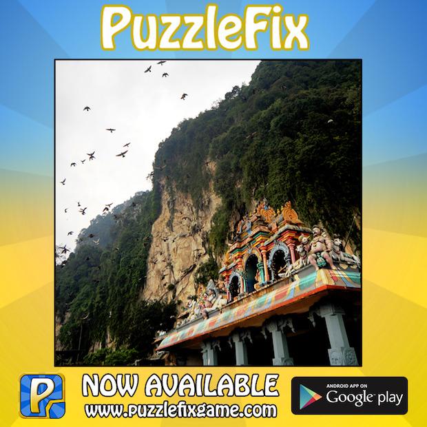 PuzzleFix, rompicapo gratuito per Android