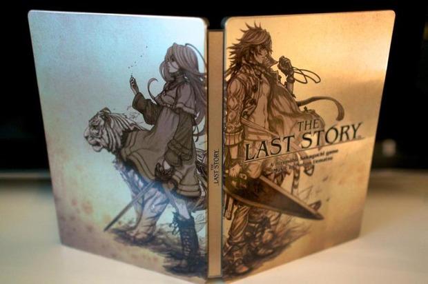 The Last Story: immagine dello steelbook