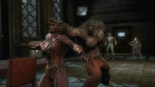 Injustice: Gods Among Us: confermato Killer Croc