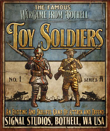 Toy Soldiers - recensione - XBOX 360