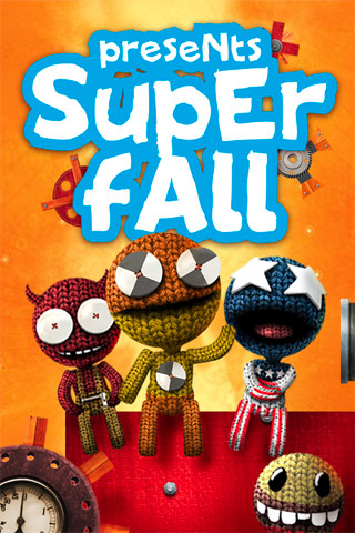 Superfall, platform dall'ottimo stile, disponibile su AppStore