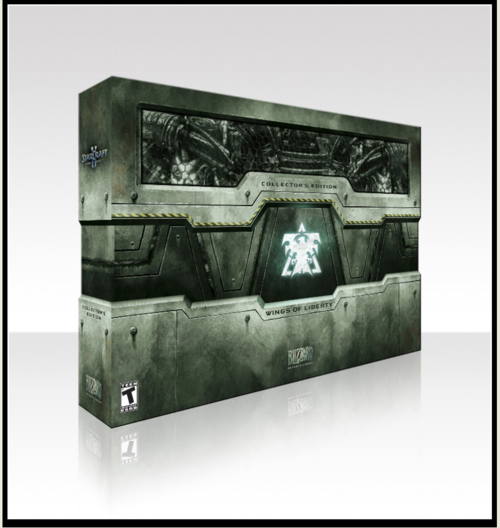 StarCraft 2, mostrata la Collector's Edition