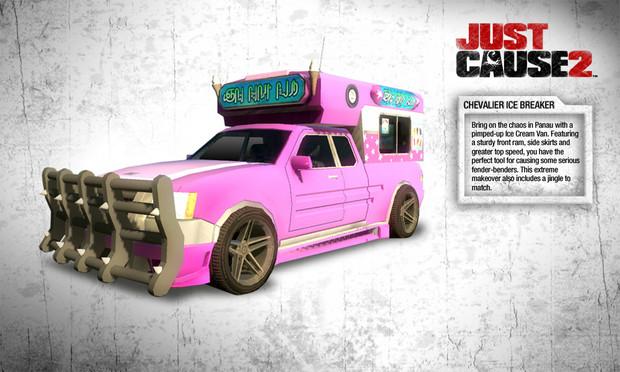 Just Cause 2, disponibile il primo DLC completamente gratuito