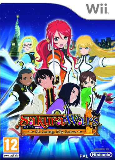 Sakura Wars: So Long, My Love da domani nei negozi per Nintendo Wii