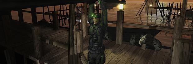 Nessuna modalità multiplayer nei titoli inclusi nella Splinter Cell Trilogy