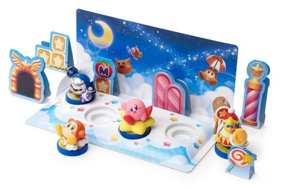 Nintendo lancia in Giappone i Kit Diorama per gli Amiibo