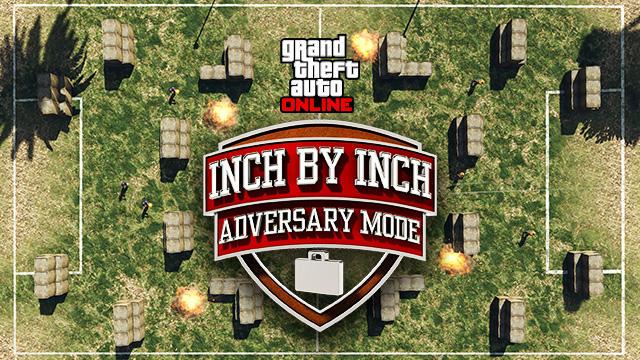 GTA Online: Sta per arrivare la nuova modalità competitiva Inch By Inch