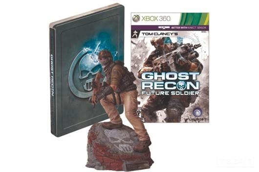 Ghost Recon Future Soldier: dal Canada una collector's edition esclusiva
