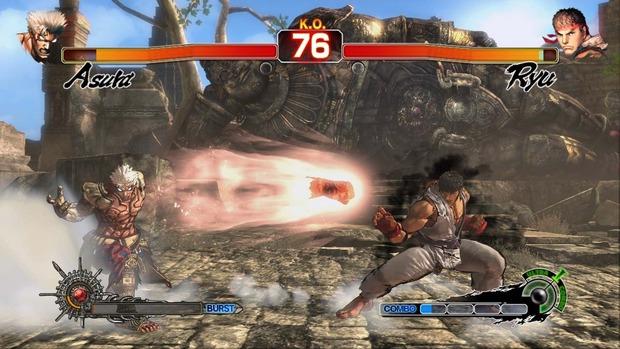 Asura's Wrath: arriva Ryu di Street Fighter nel Kanda perduto 1