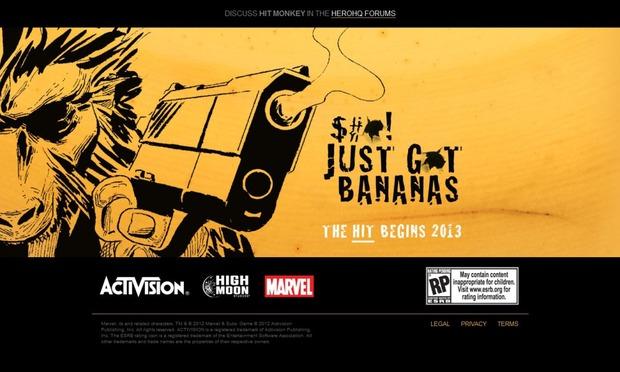 Activision e Marvel pronte ad annunciare il videogioco di Hit Monkey